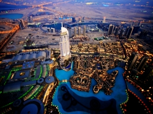Нова година 2015 в Дубай