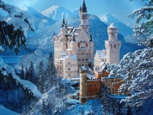 Баварски Кралски Замъци